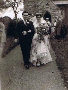 Tom & Joan Wedding